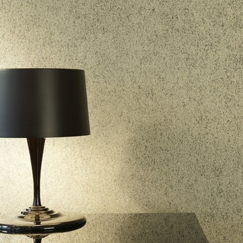 Textilní tapeta s pískovým vzorem