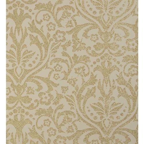 Textilní tapeta s elegantním motivem