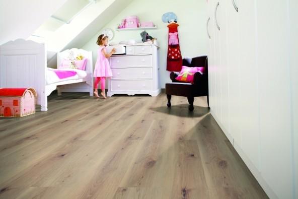 Vinylová podlaha přírodní barvy