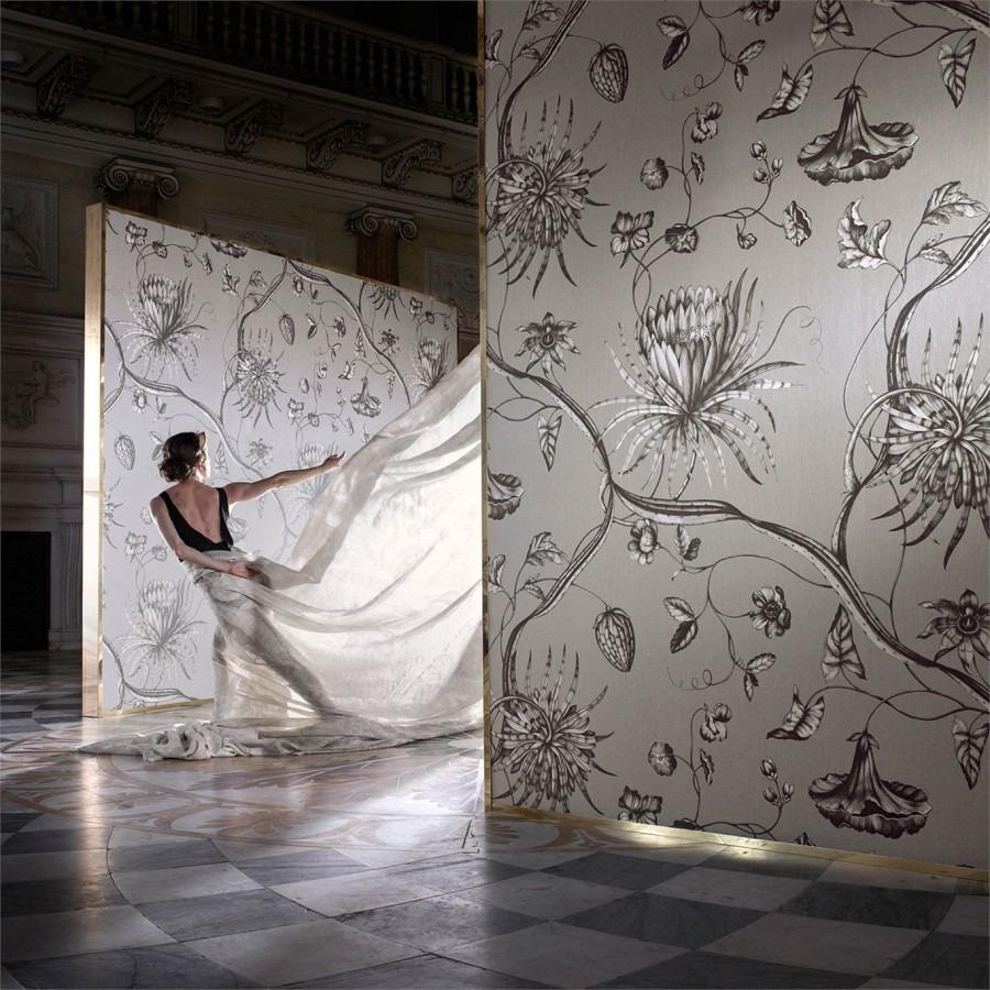 Nástěnná tapeta s přírodním motivem