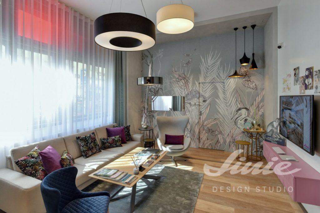 Interiér design studio Plzeň