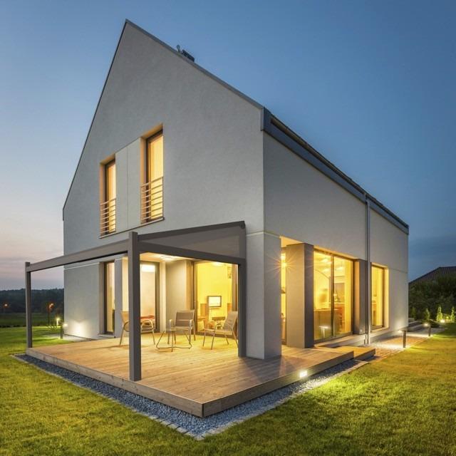 Luxusní terasa