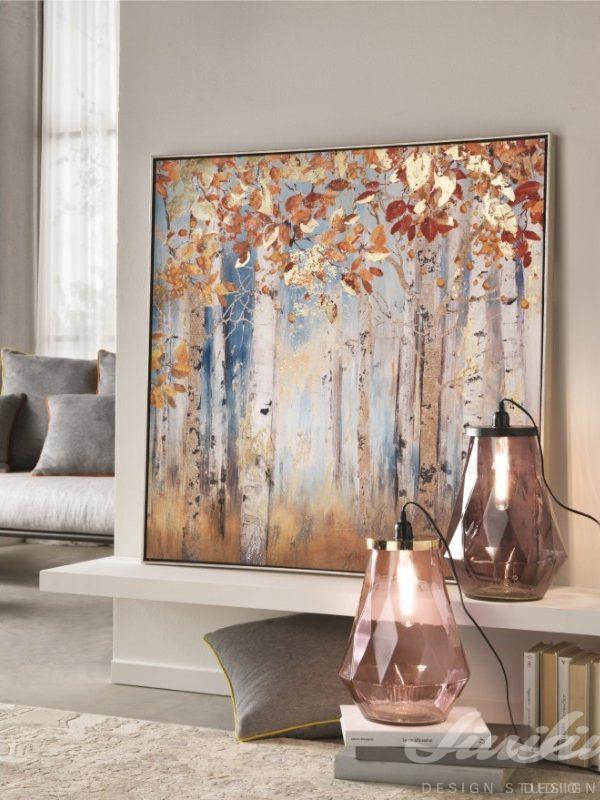 Bytový nábytek a doplňky obrazy L'ocaNera