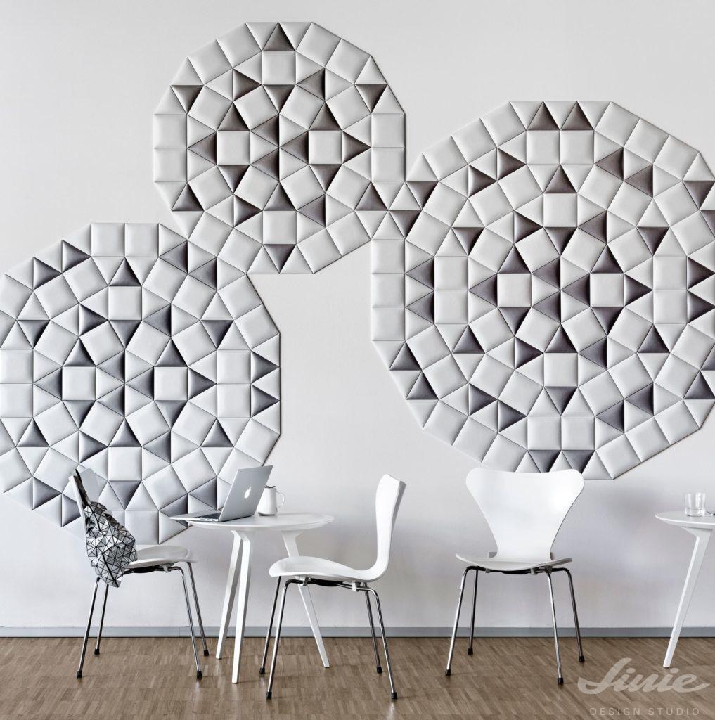 čalouněné obklady na zeď StudioArt