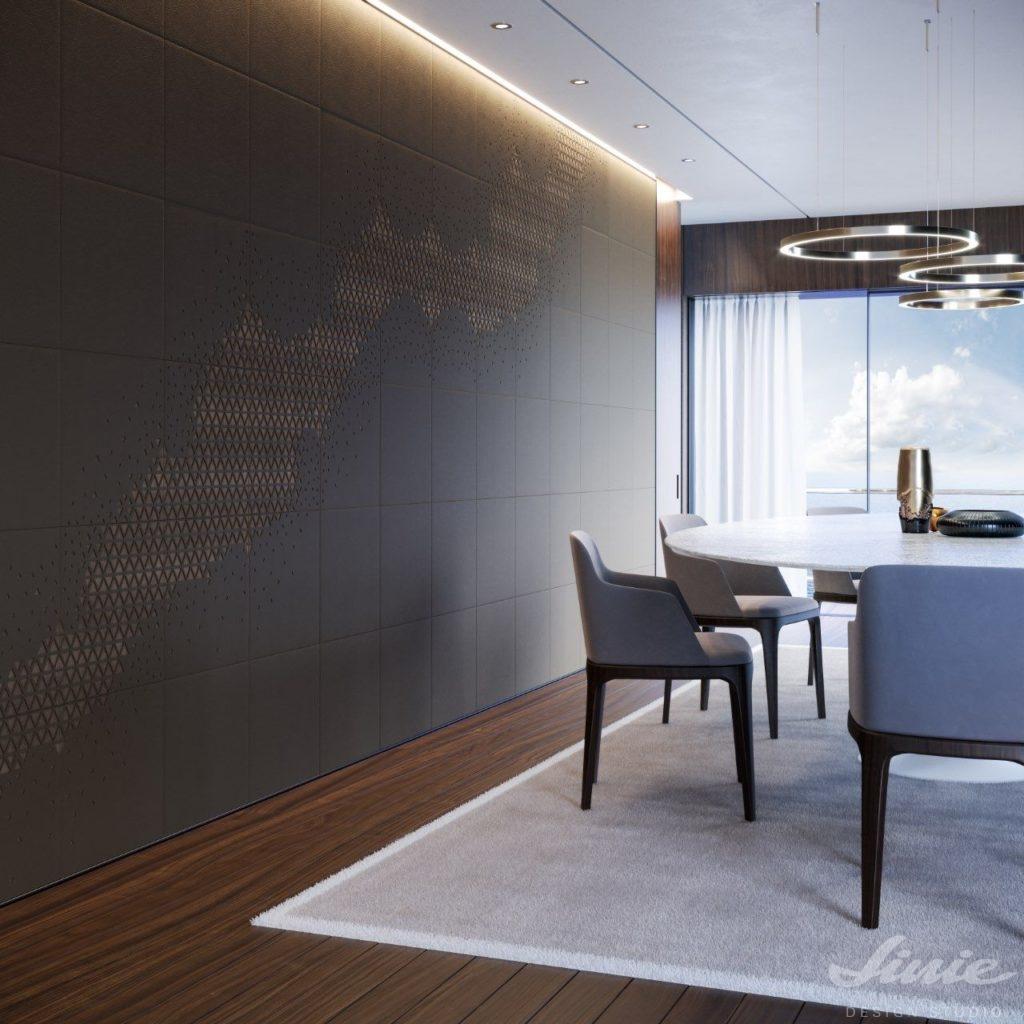Dekorativní stěny do luxusních interoérů StudioArt