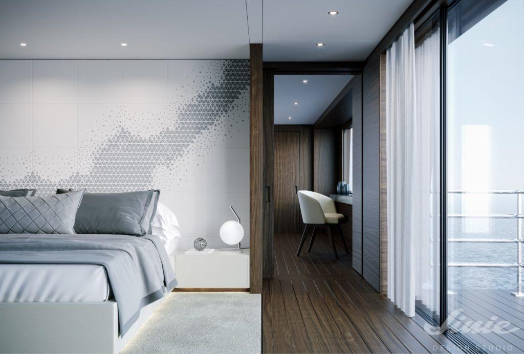 Dekorativní stěny za postel StudioArt