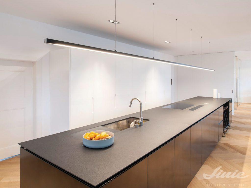 liniové led světlo do kuchyně