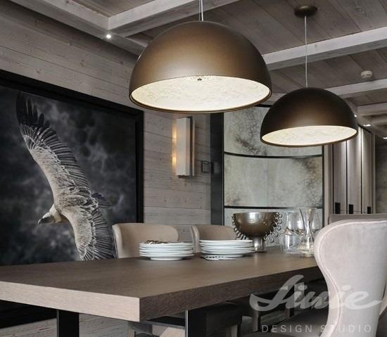 světlo do kuchyně nad jídelní stůl flos vesna