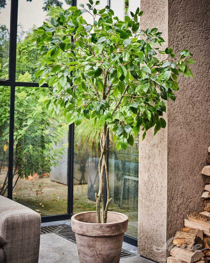umělé stromy do hotelů a restaurací
