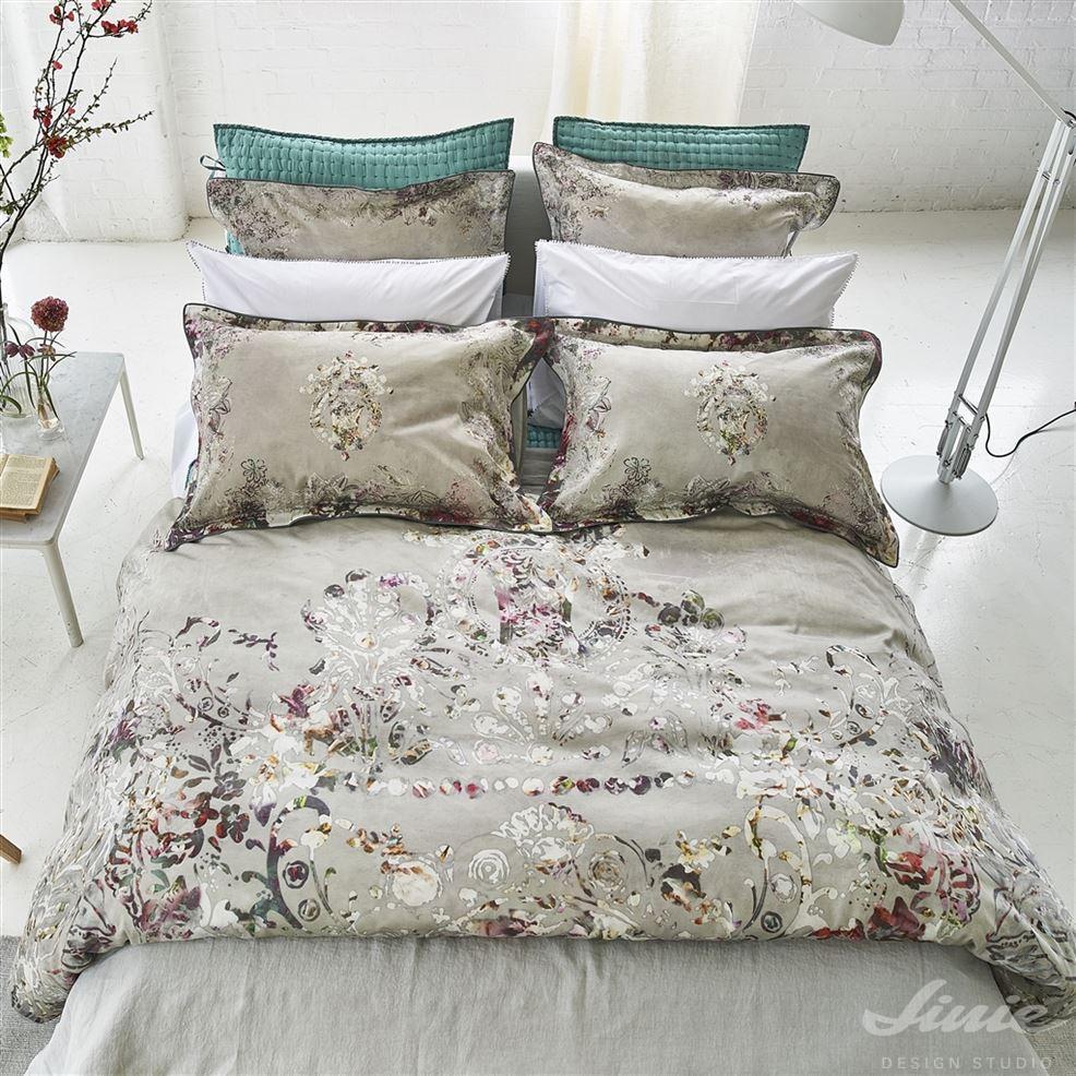 značkové luxusní povlečení bavlněné designers guild