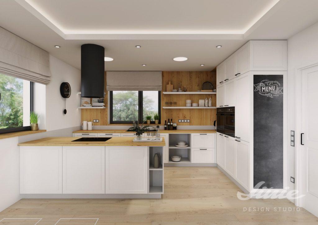 Inspirace kuchyňský prostor
